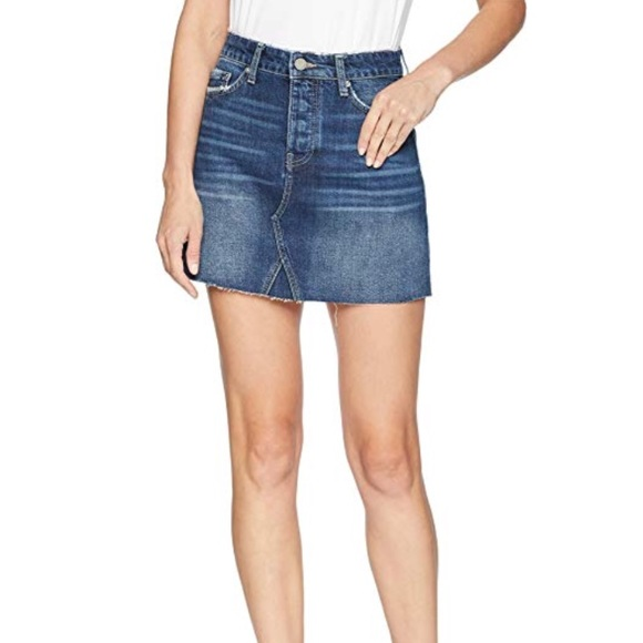 52c7ab773 PAIGE Skirts | Nwt Aideen Denim Skirt | Poshmark